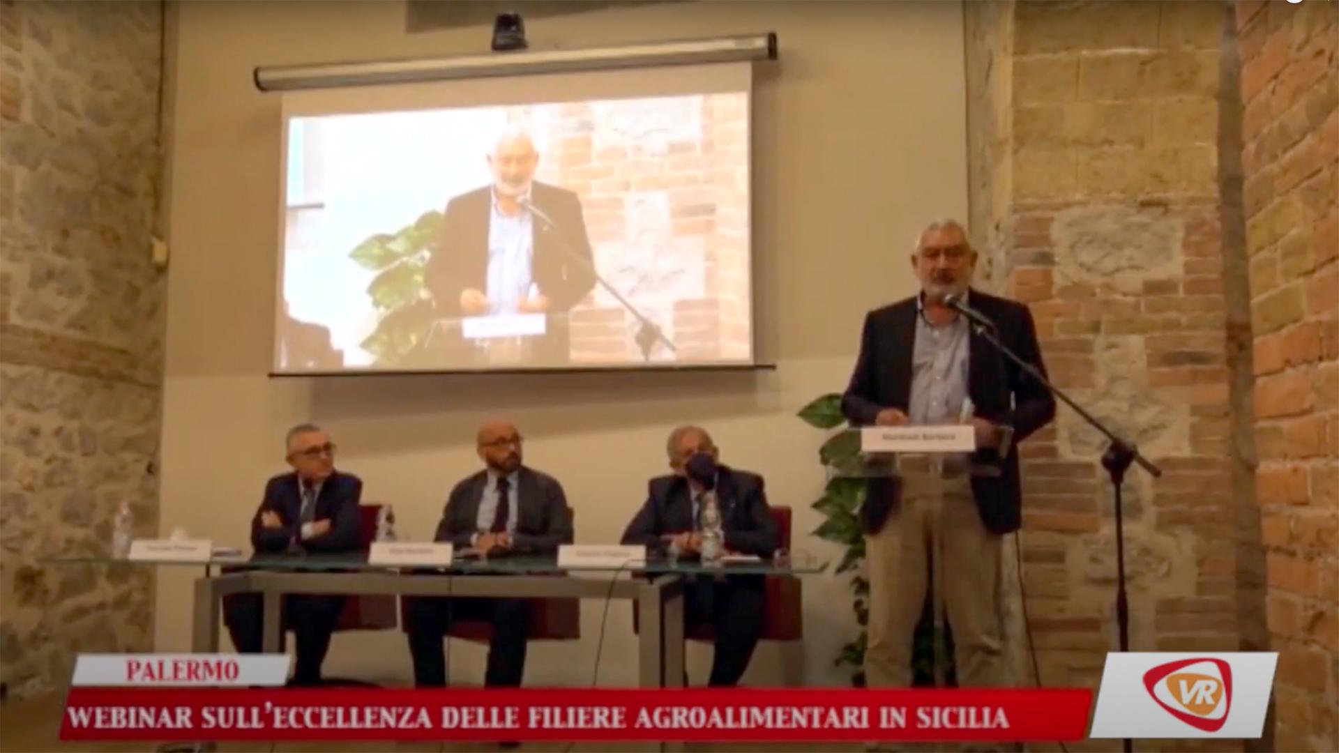 Webinar promosso da Fondazione Curella su Video Regionale 16