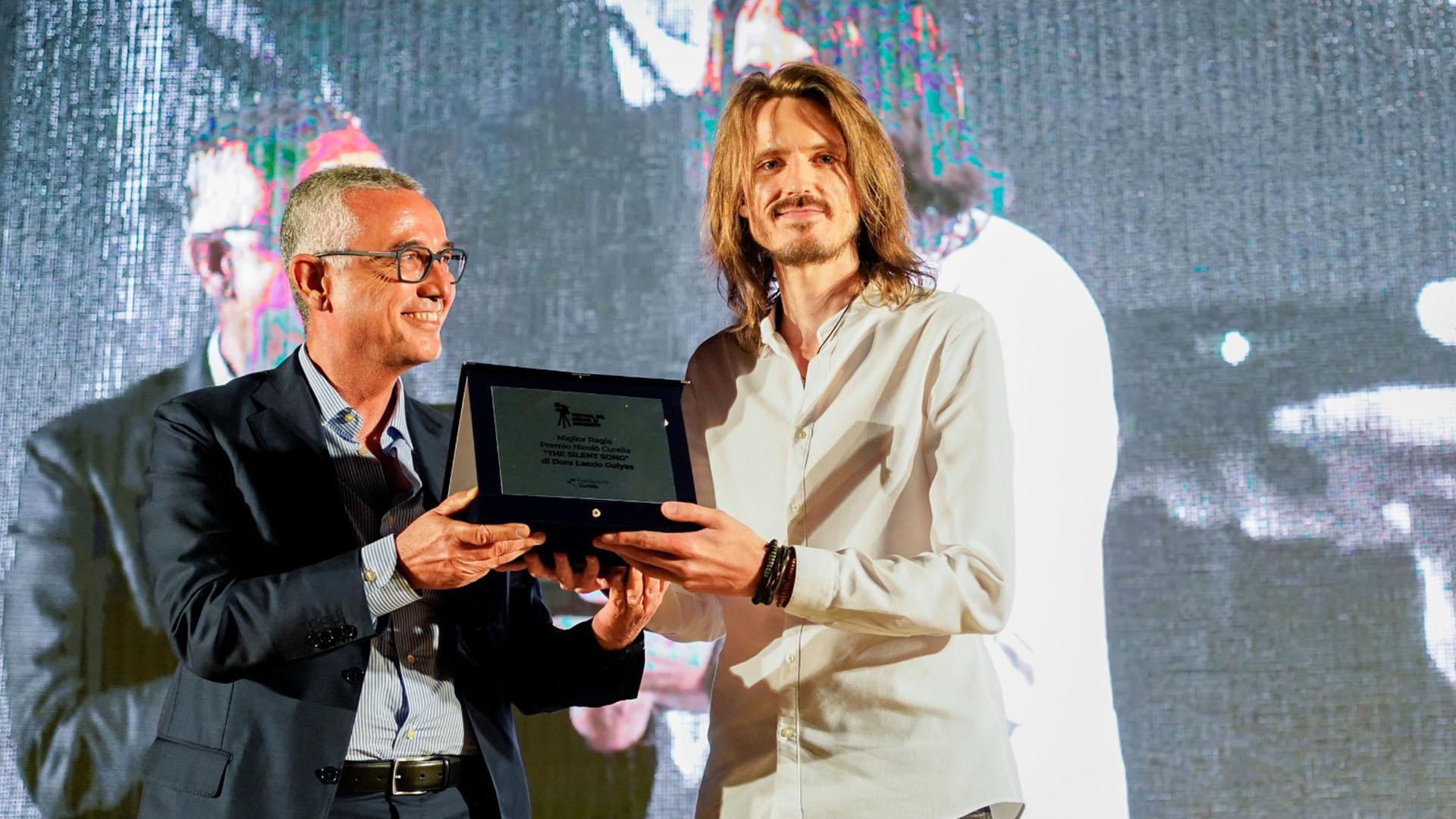 "Premio Nicolò Curella al lungometraggio ""A Silent Song"" di Dora Laszlo Gulyas"